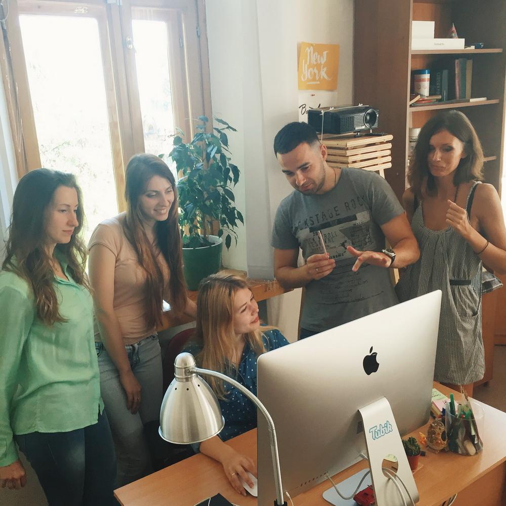 brainstorm designers