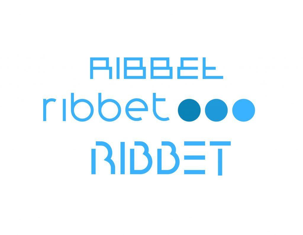 logo design ribbet case study