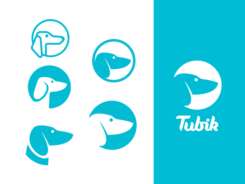 tubik logo design case study