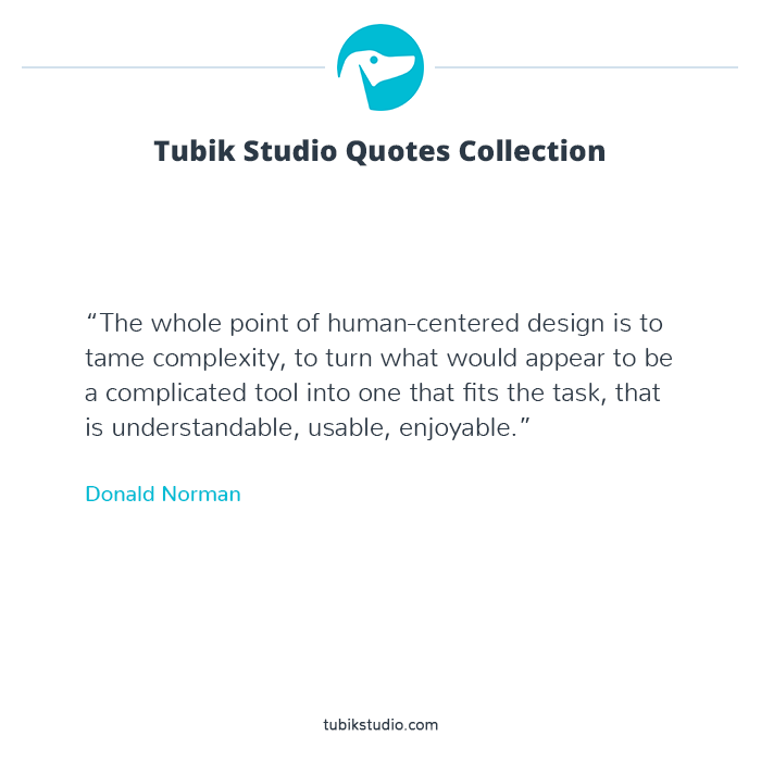Tubik Studio Quotes