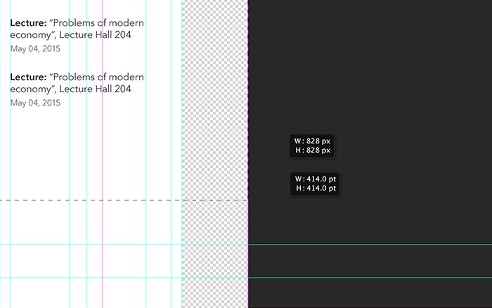Photoshop optimization Tubik Studio