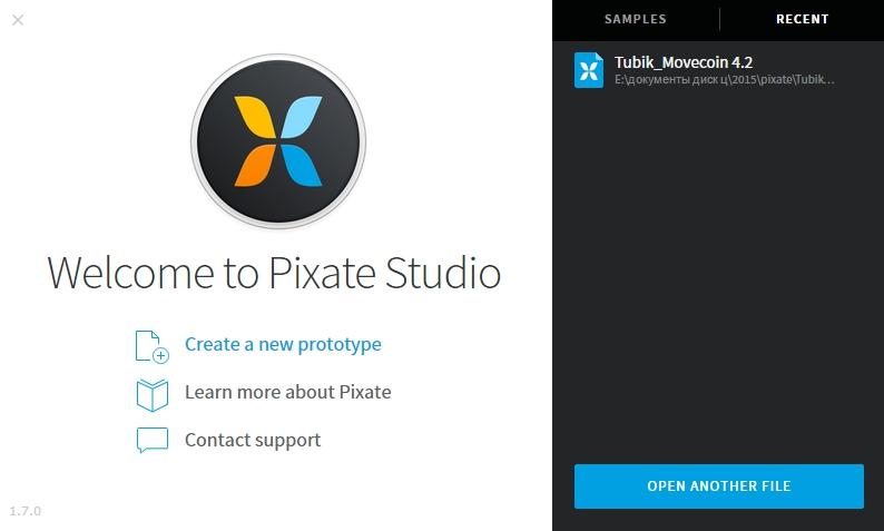 Tubik Studio using Pixate