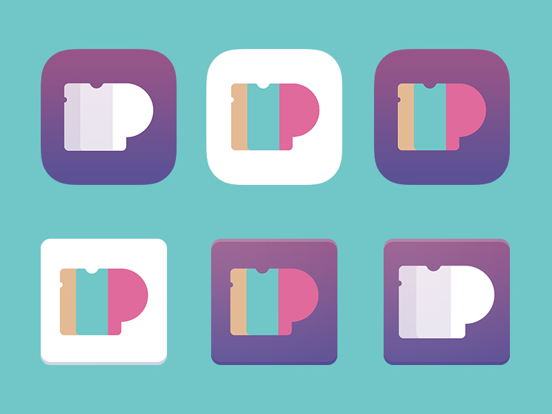 app icon options passfold project