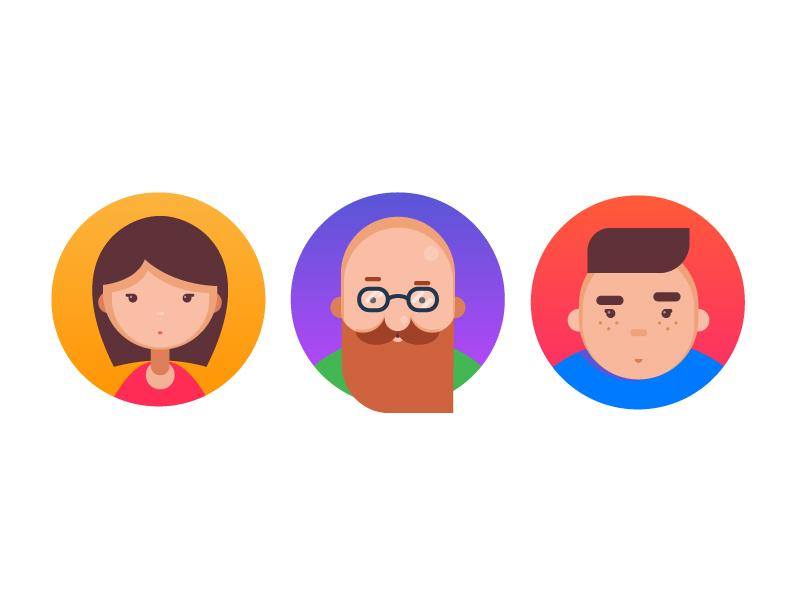 character graphic-design-tubik-studio