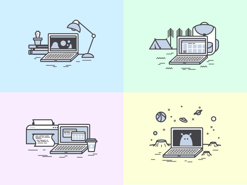 icons illustration tubik studio-1