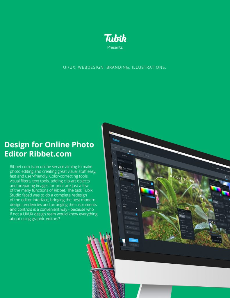tubik studio behance