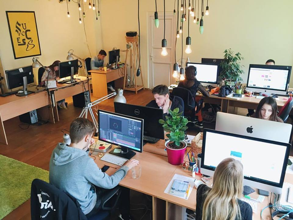 tubik studio office