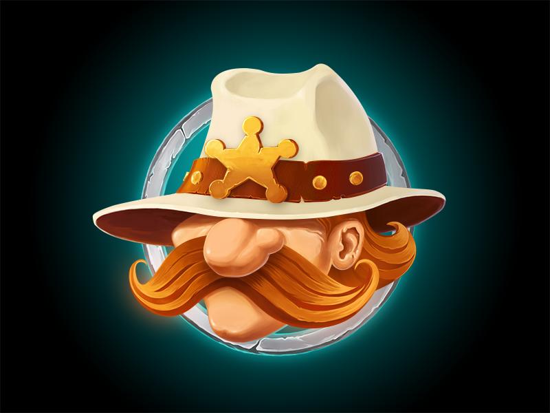 sheriff jimmy foxx_by_tubik_studio