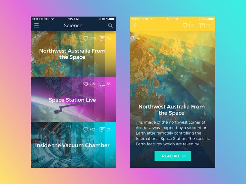 tubik_studio_science_news_app