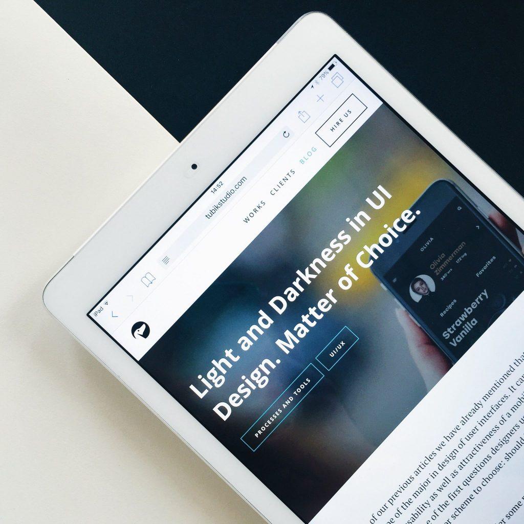 tubikstudio-blog tablet view
