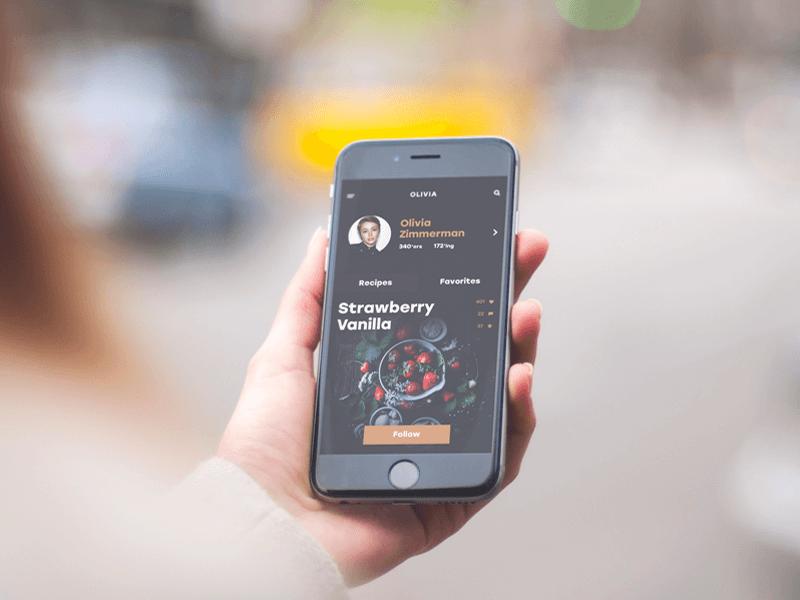 tubik studio ui design app