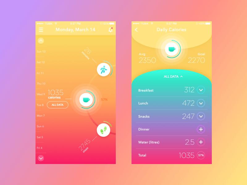 tubikstudio app interface design
