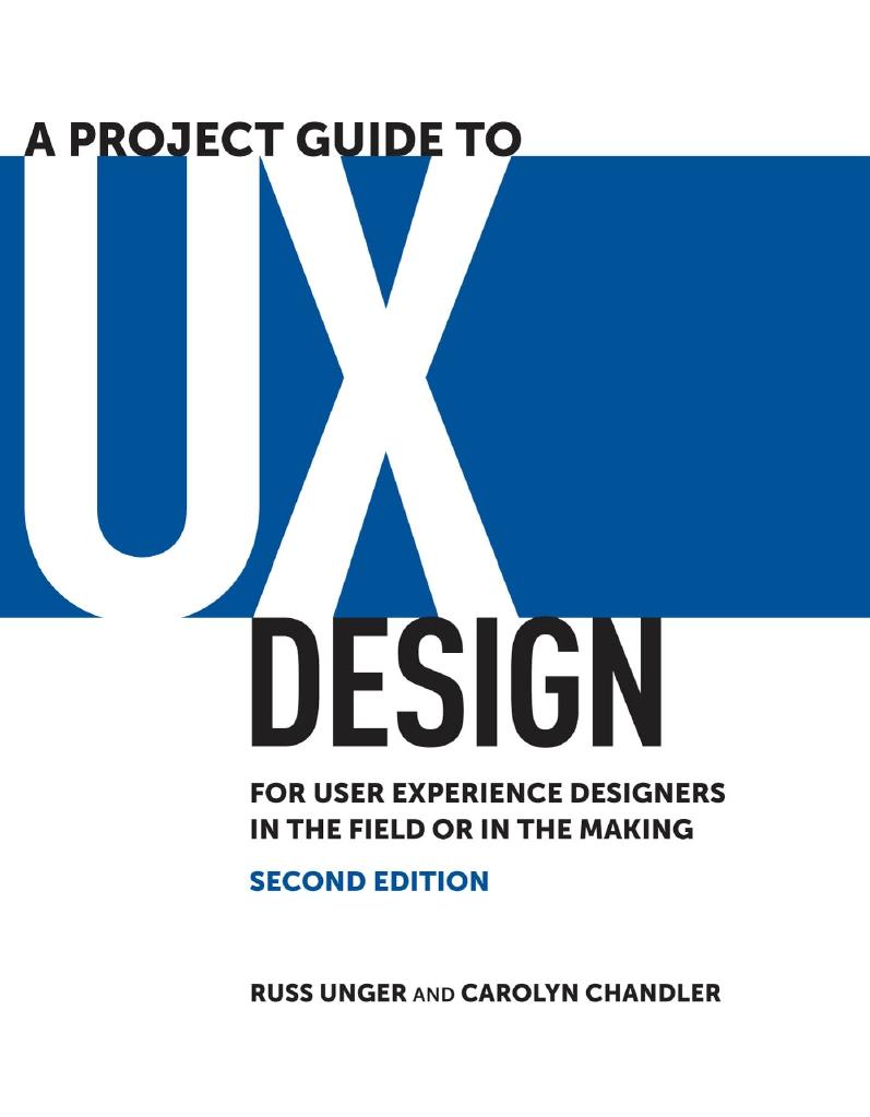 ux design book