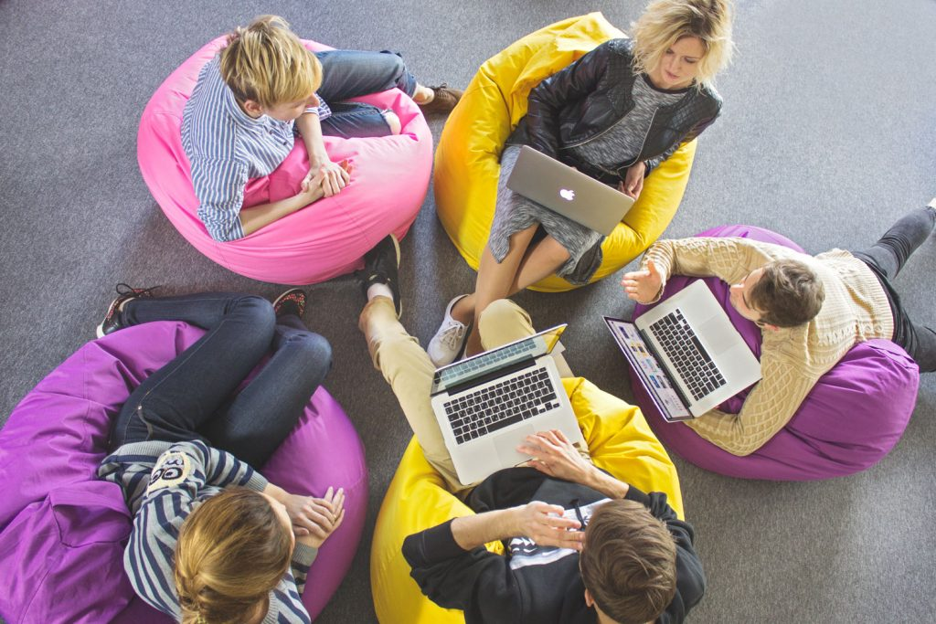 ux designers brainstorm tubik