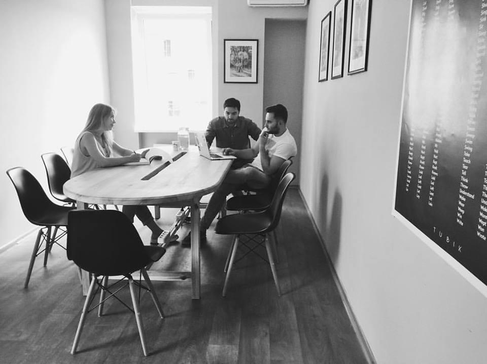 design studio TUBIK