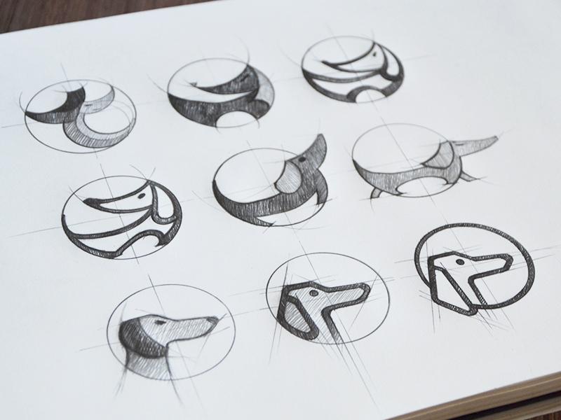 Tubik Logo design