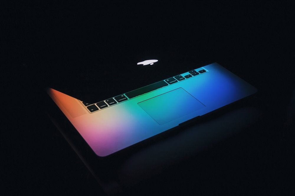 apple laptop logo