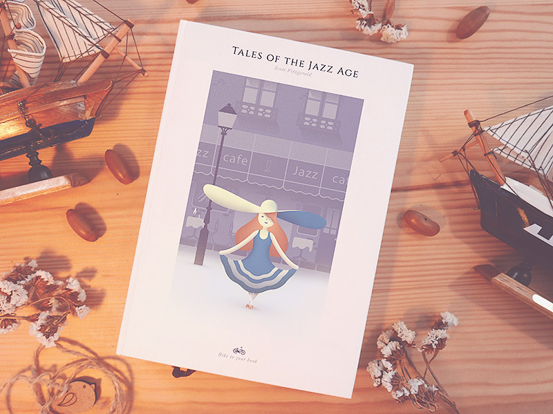 tubik illustration book cover