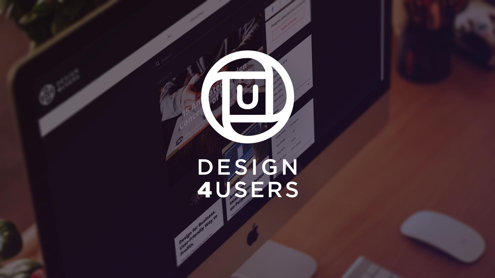 D4U design4users