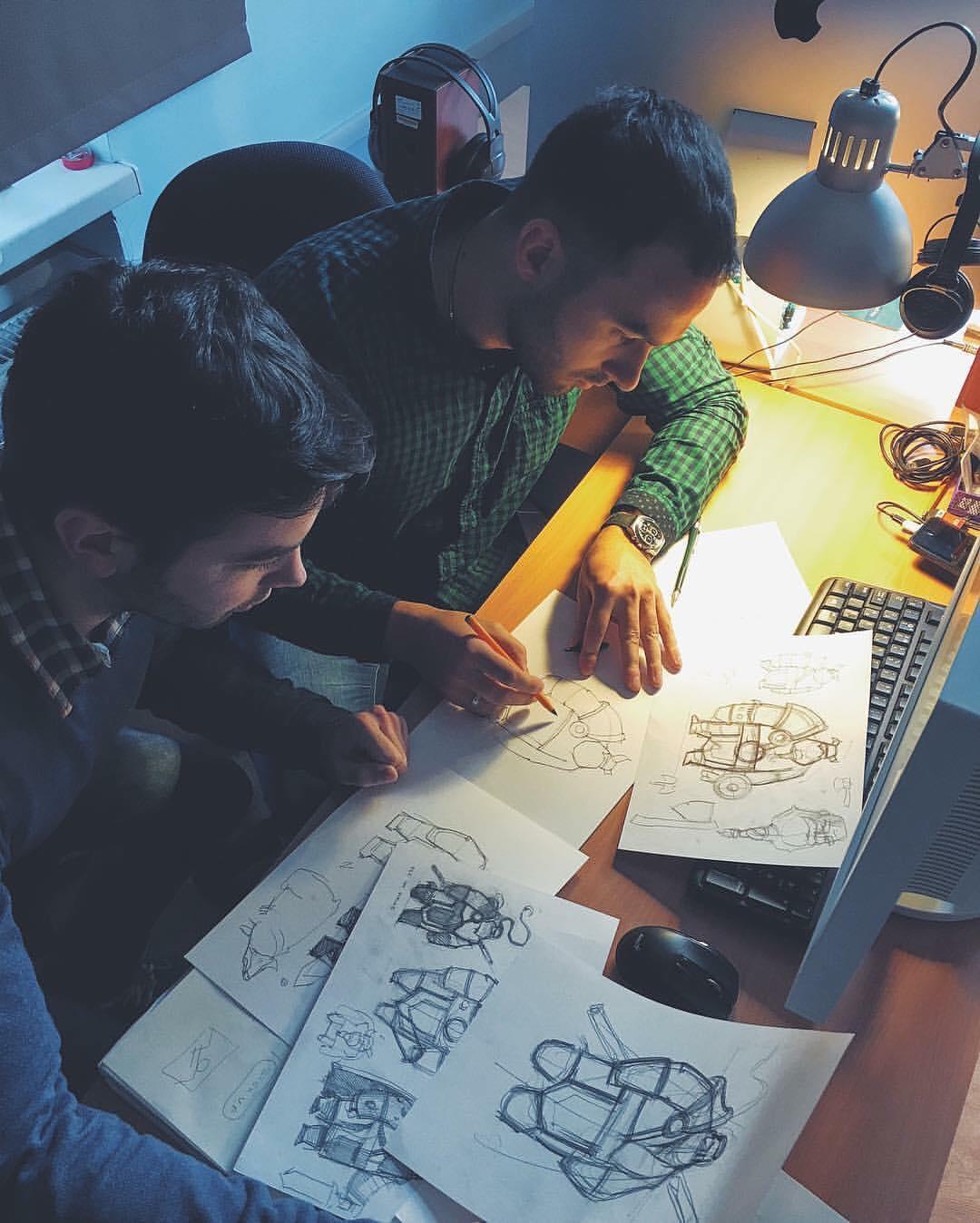 tubik studio designers