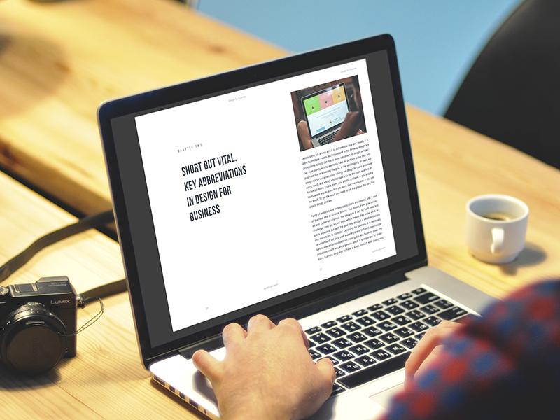 tubik free ebook design for business