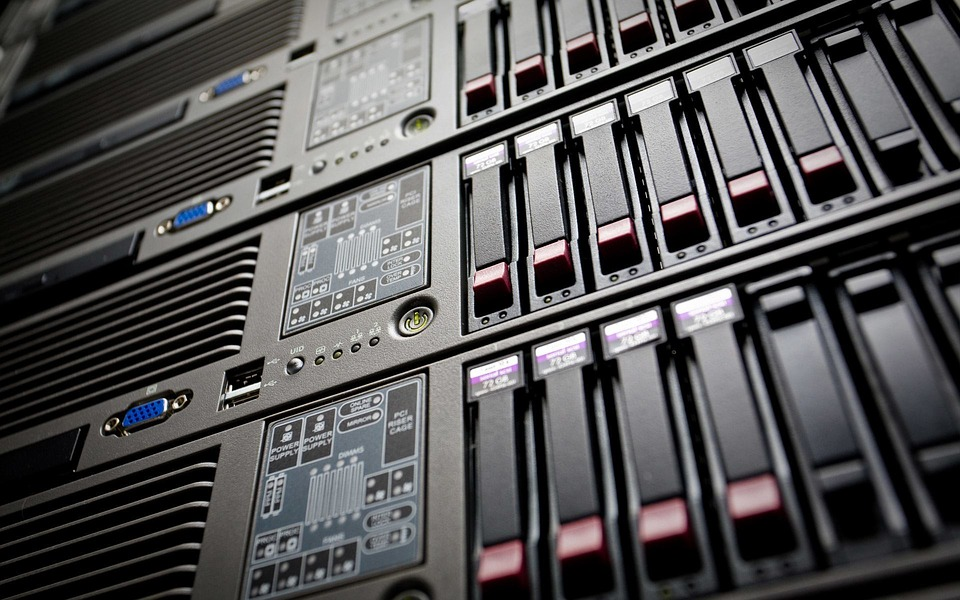 web development server
