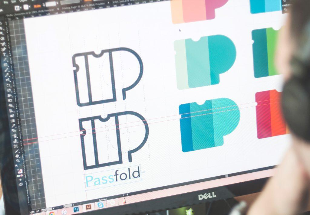 PassFold Logo Tubik-Studio