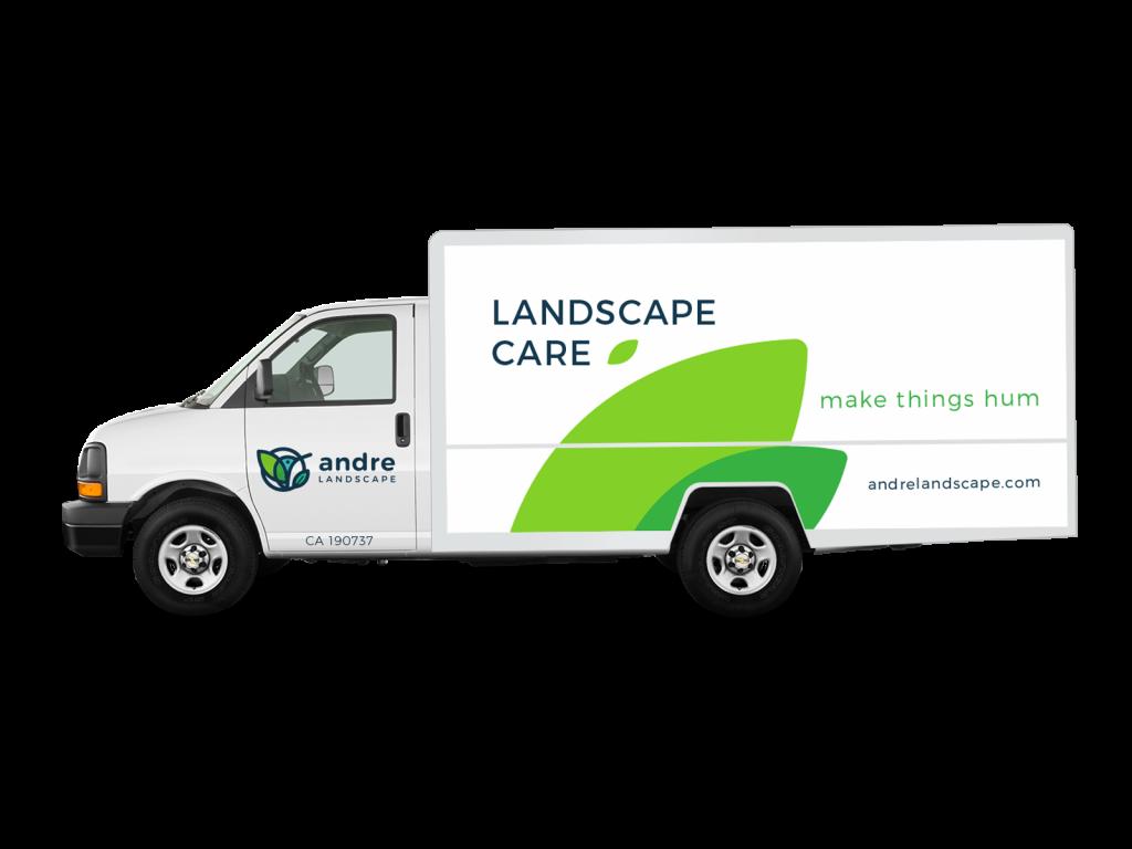 andre branding case study vehicle design
