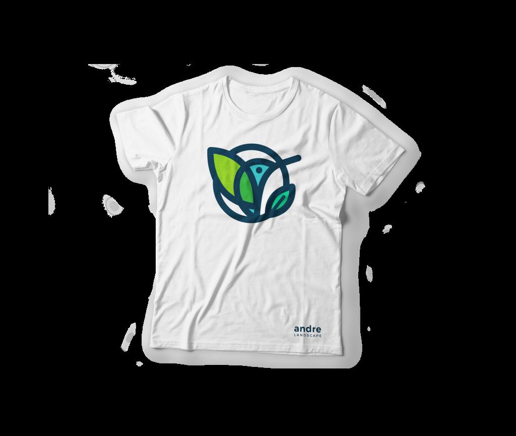 tshirt design tubik studio andre branding