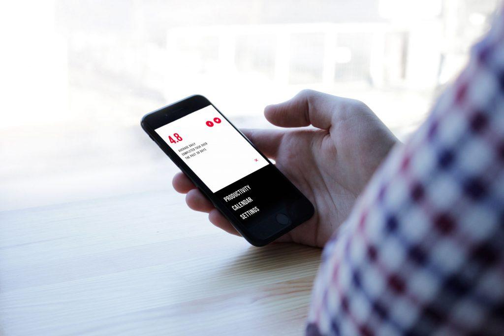 UI design Upper App