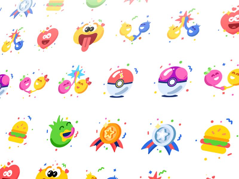 badges illustration tubik studio