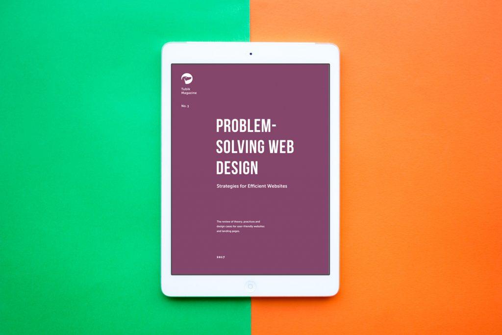 problem solving web design free book