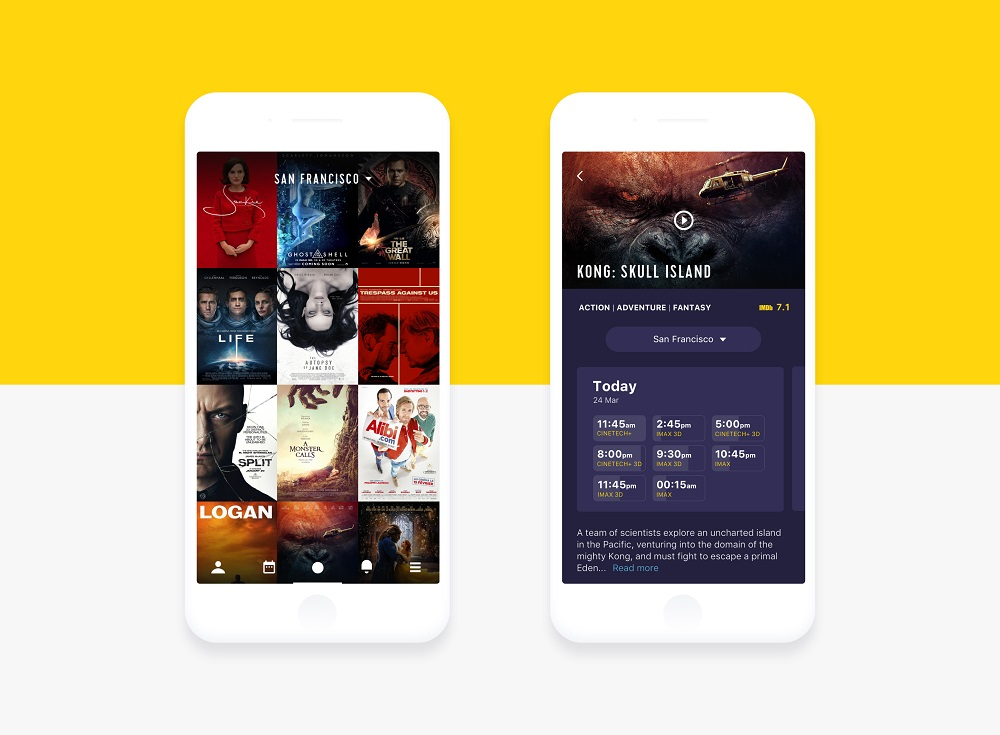 Mobile Ui Design 15 Basic Types Of Screens
