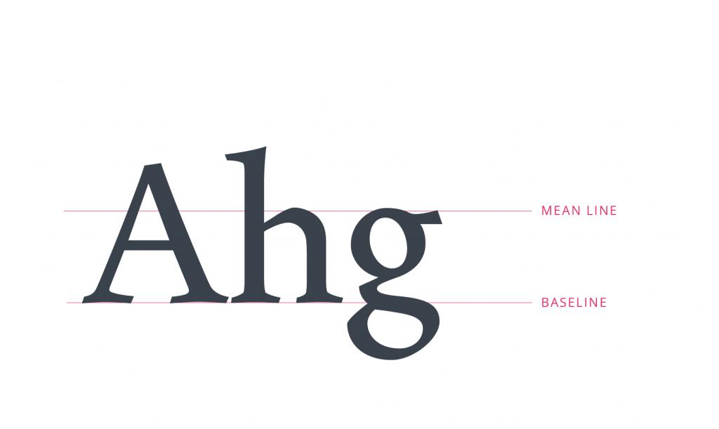 tubik typography baseline
