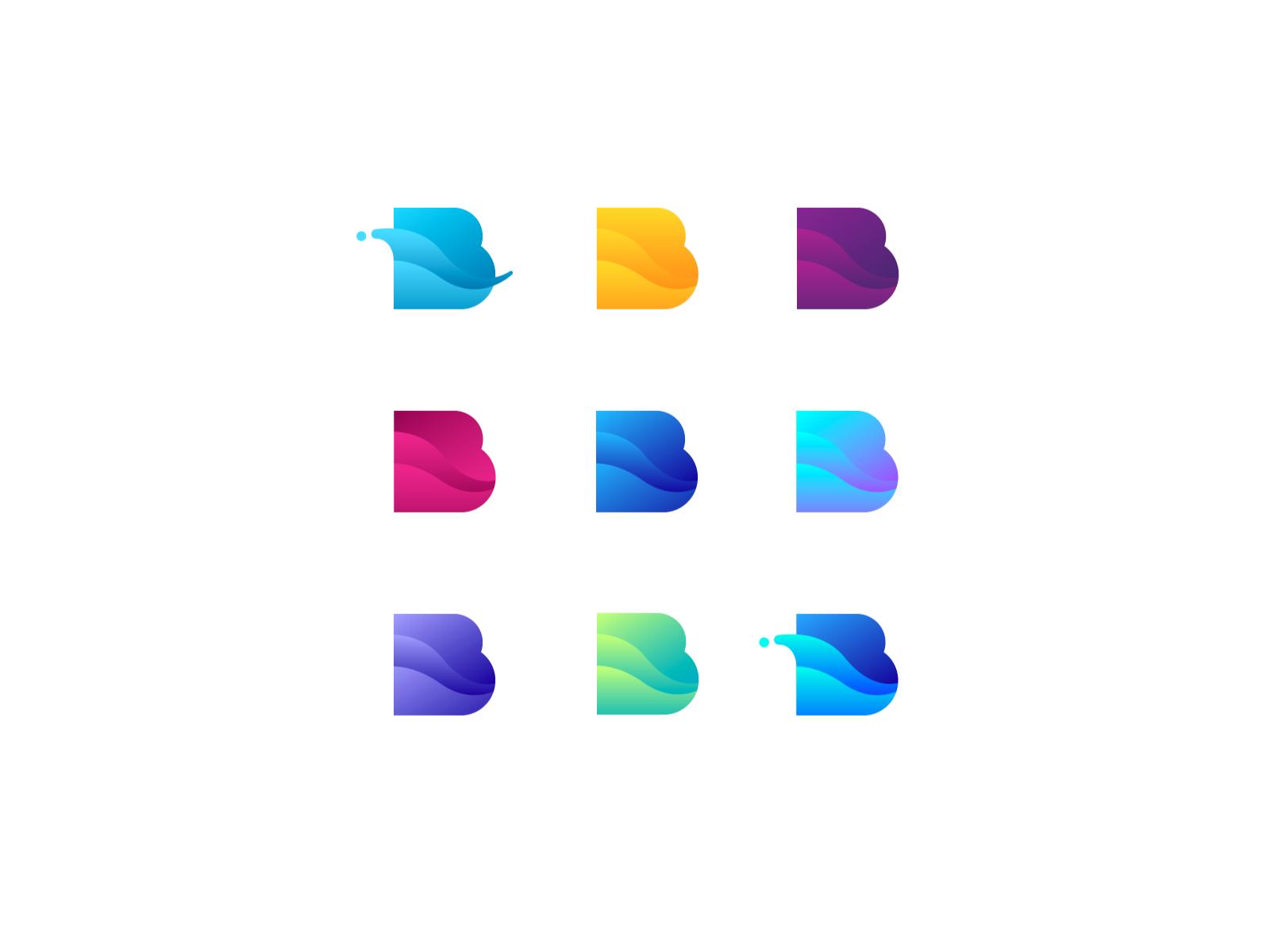 Gradient Bletter concepts
