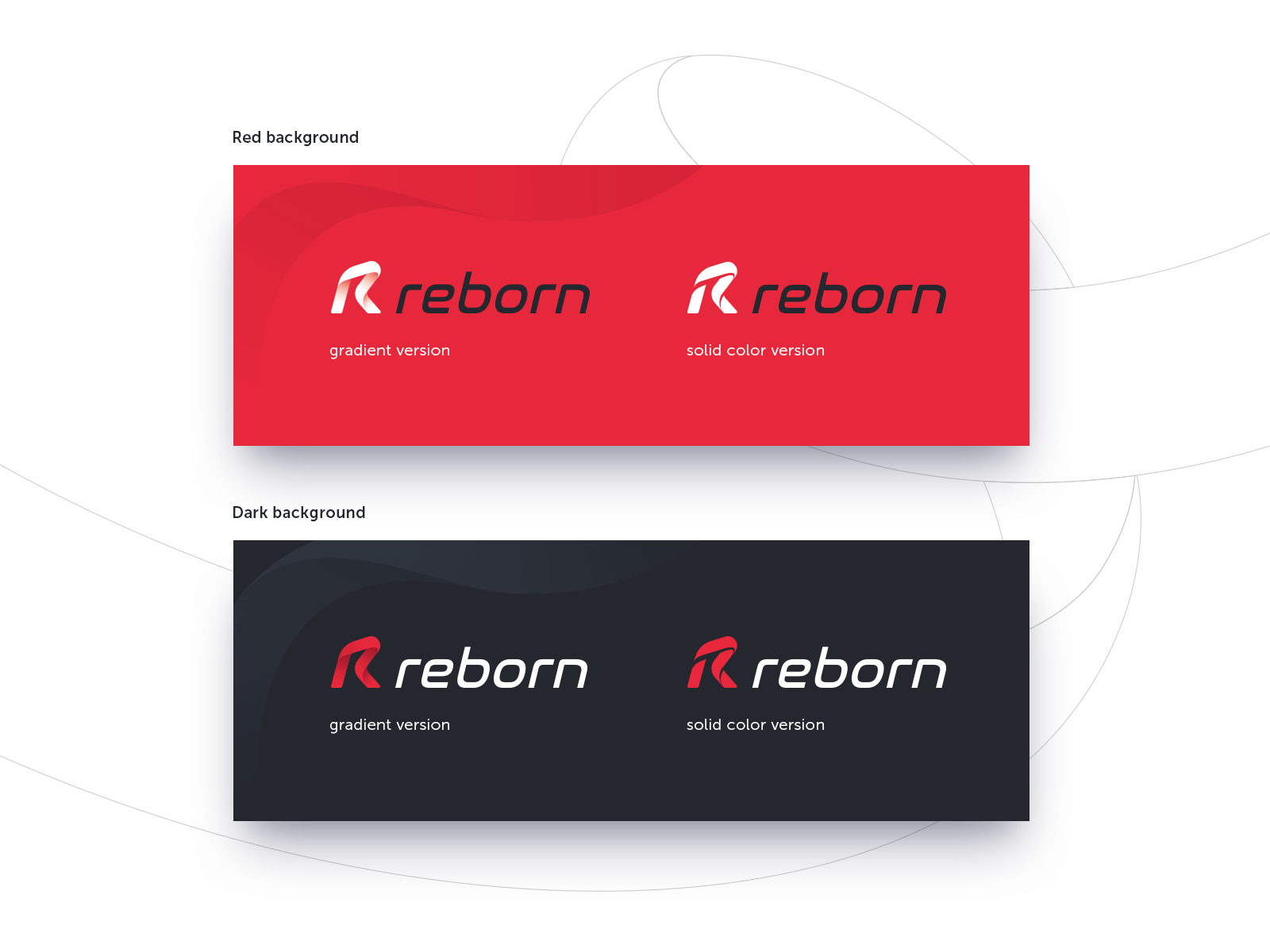 Reborn color variations