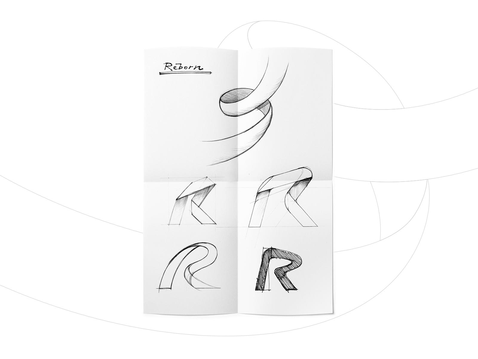 Reborn_sketches case study