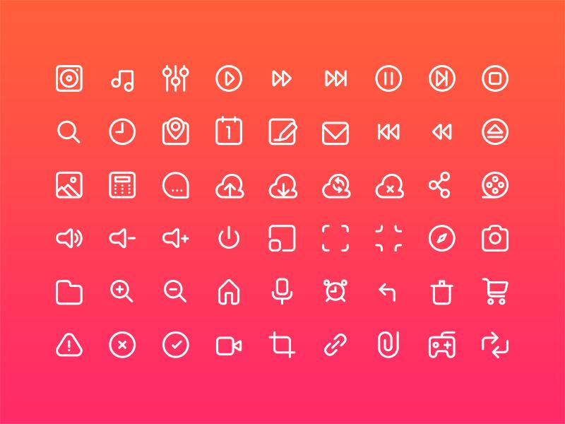 icons tubikstudio multimedia