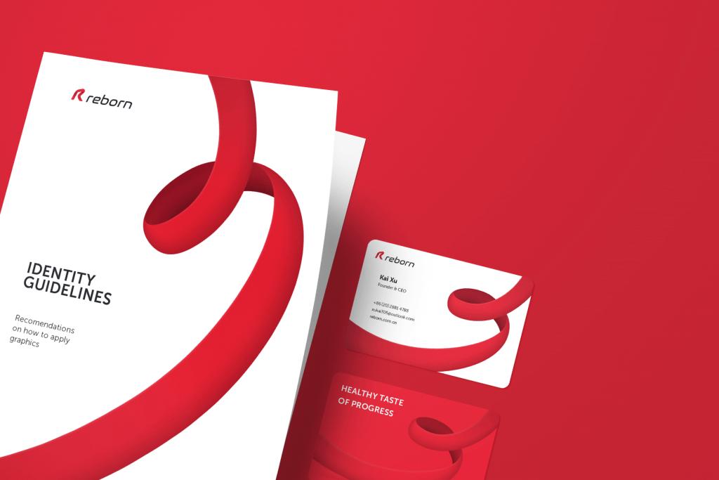 reborn branding design tubik-case-study