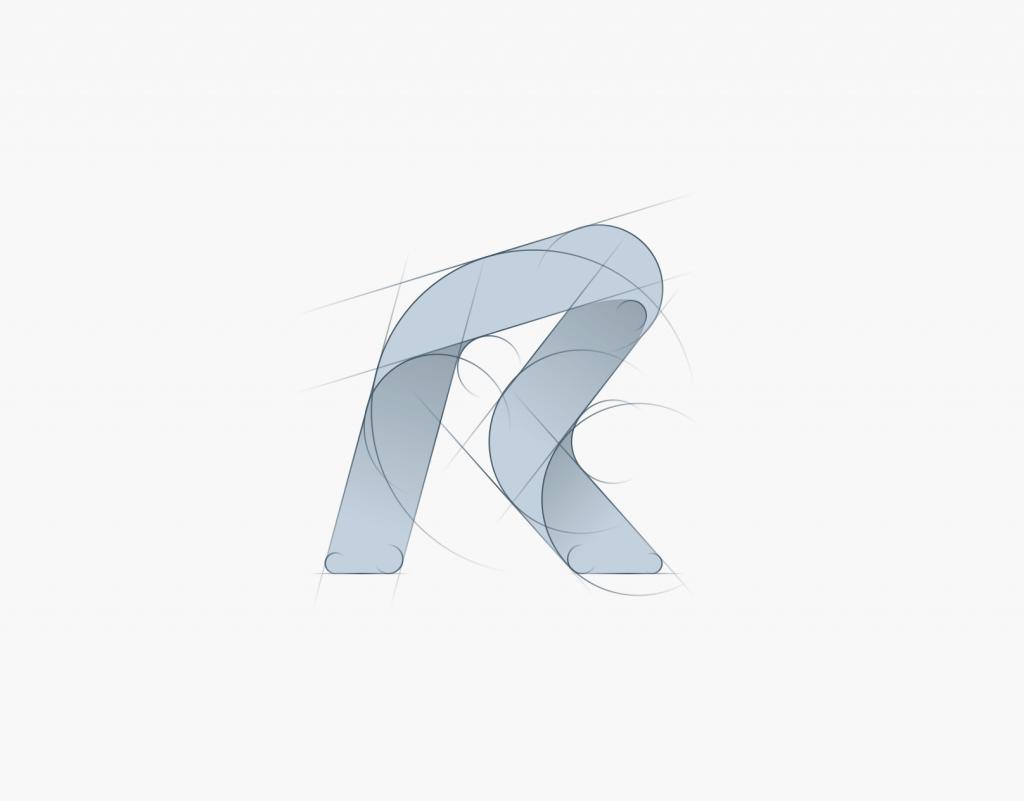 tubik reborn logo construction