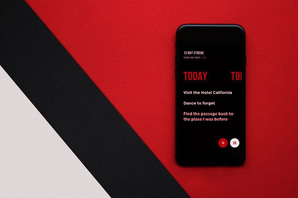 upper app UI design case-study