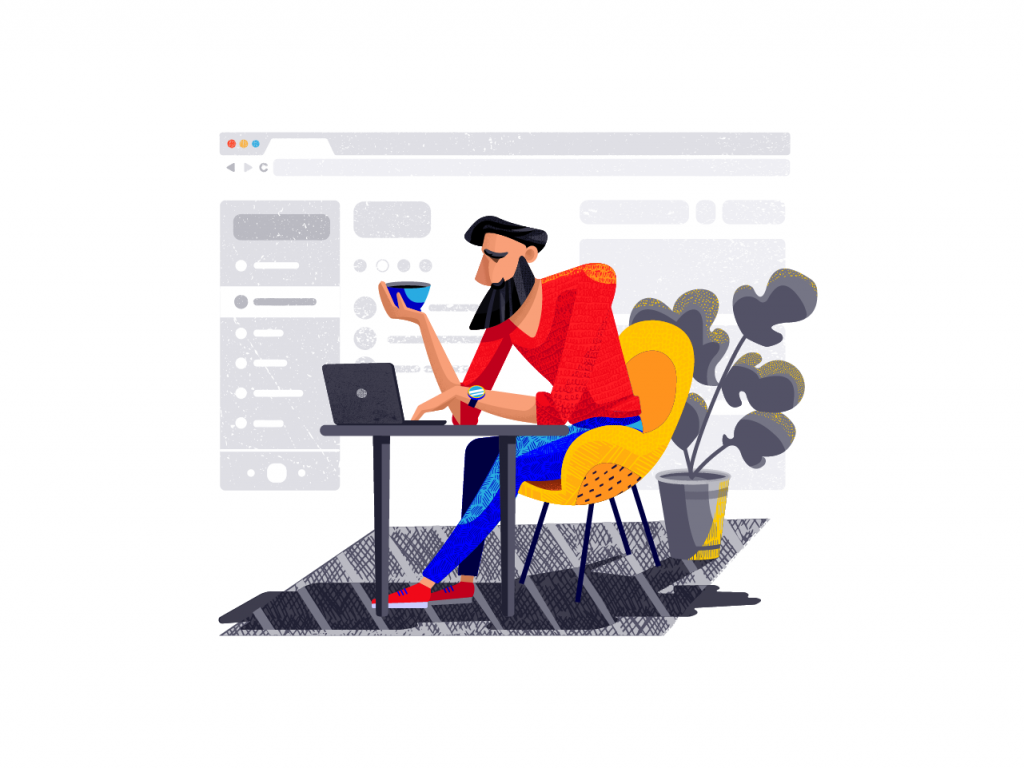 gestalt principles in UI design tubik blog