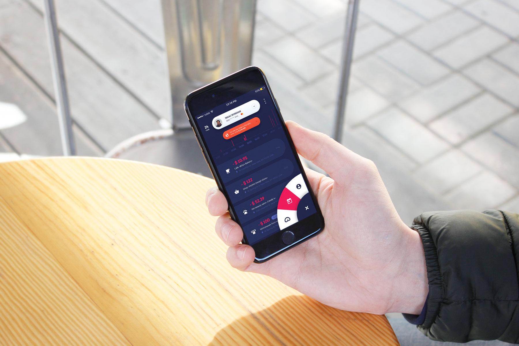 UI icons in interface design tubik-blog