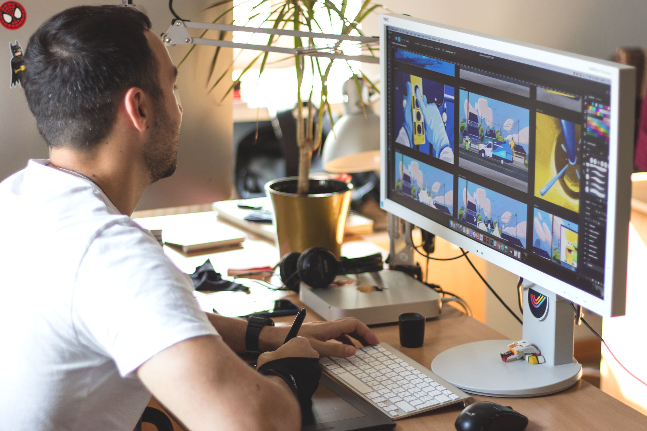 video design animation tubik