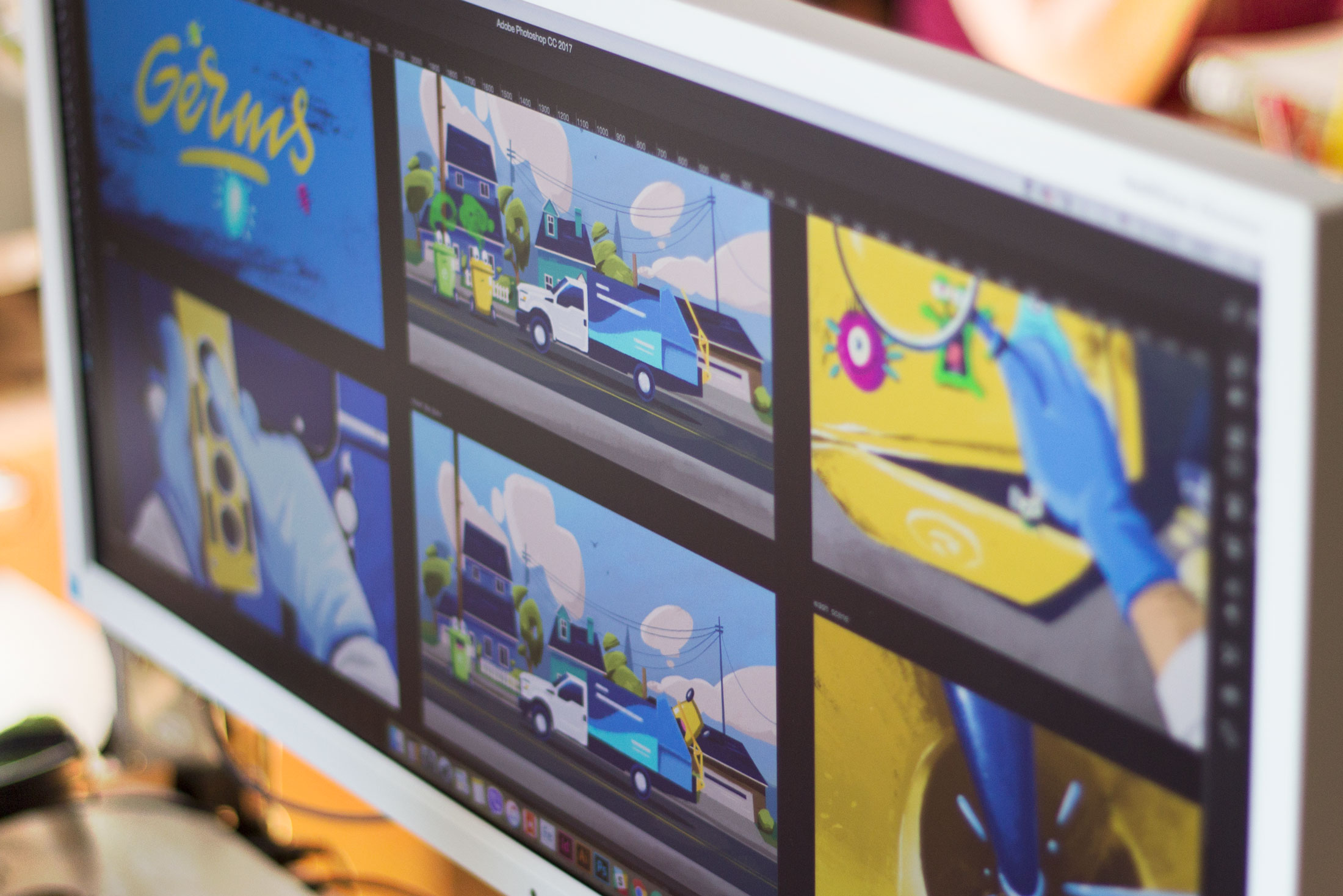 storyboard video design tubik