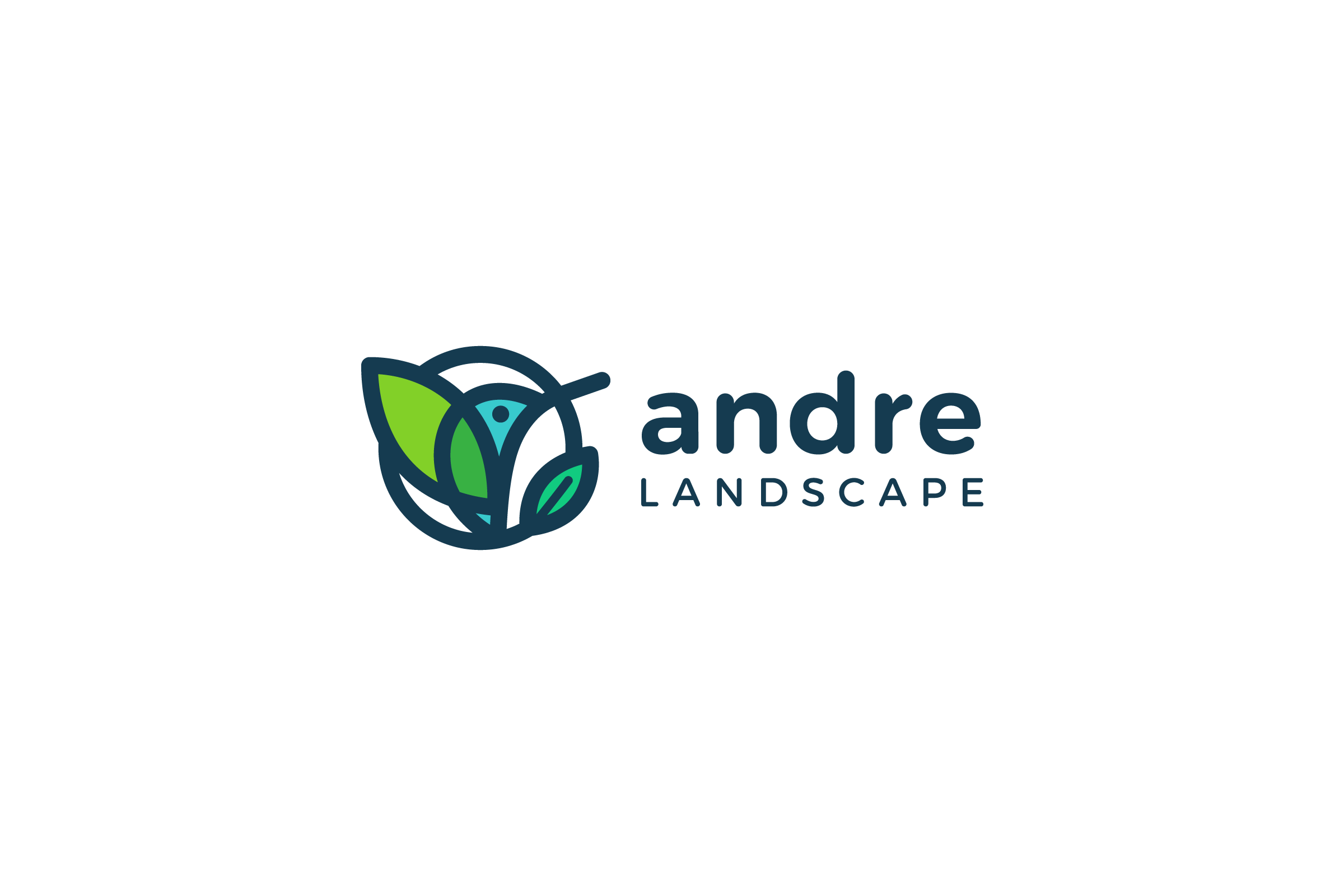 andre logo design final by Tubik