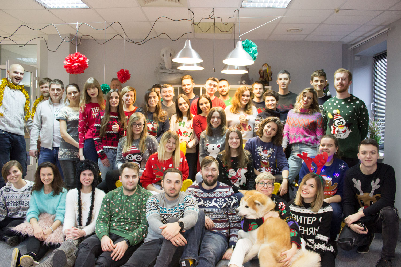 new year tubik studio team