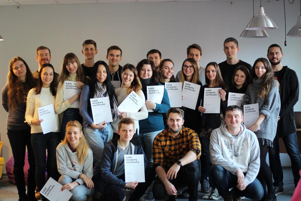 tubik academy ui-ux-designers