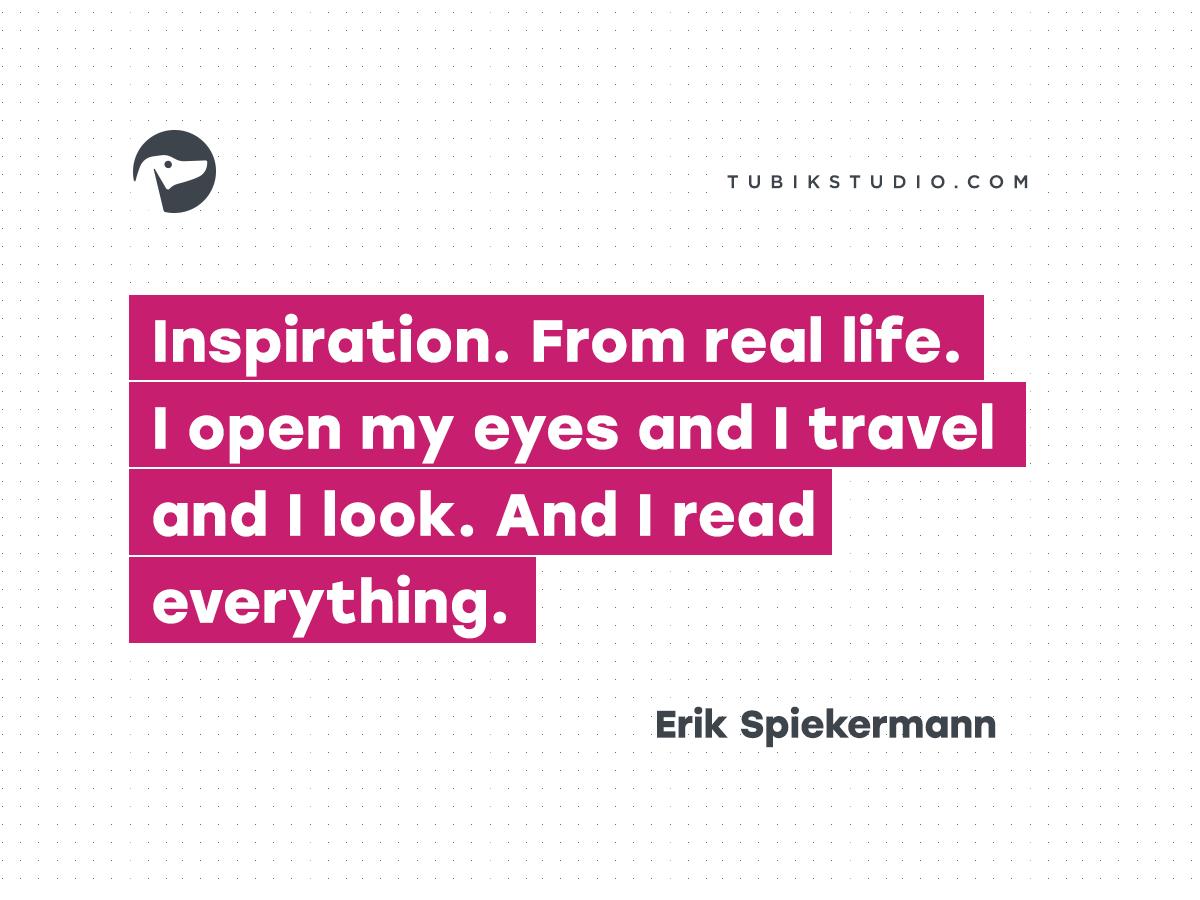 Erik Spiekermann Quotes Design 01