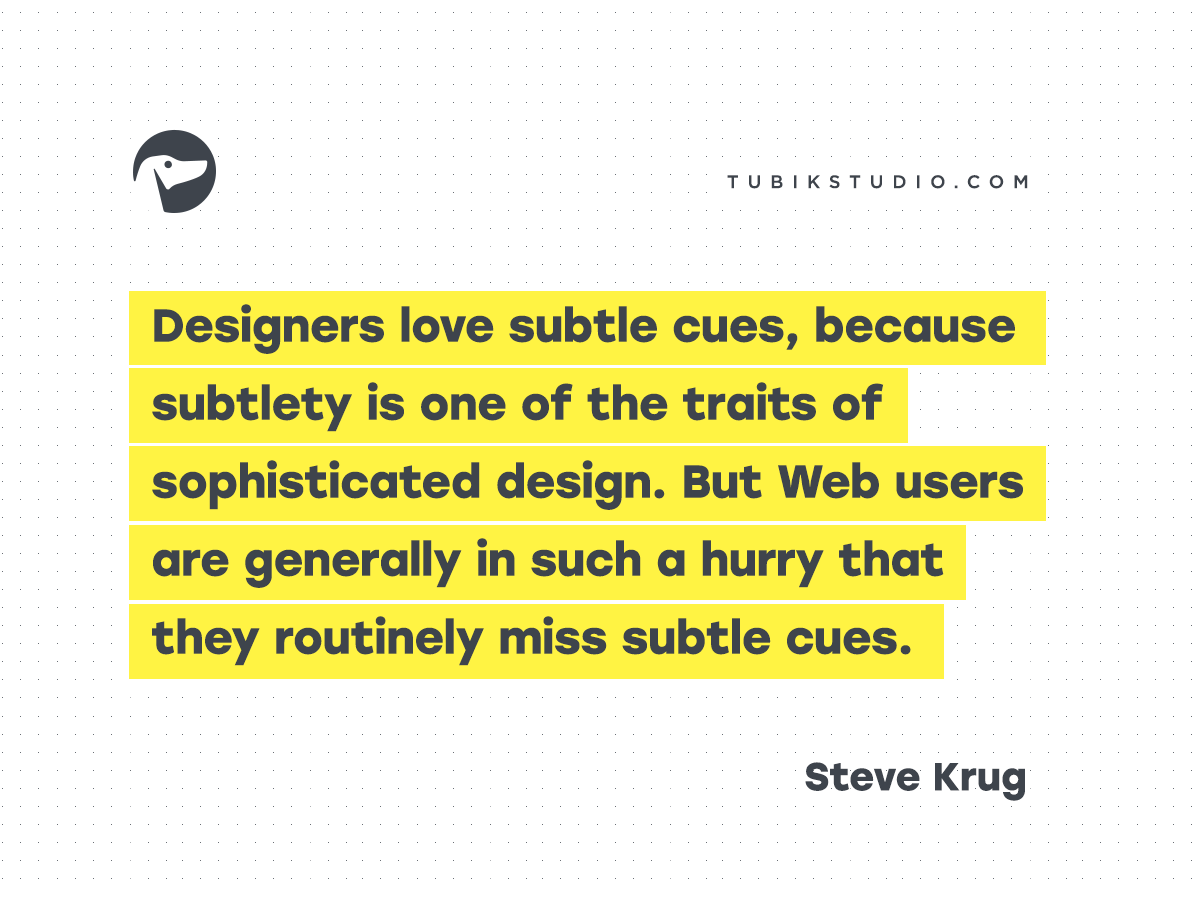 design quotes Steve Krug 06